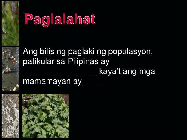 epekto ng paglaki ng populasyon sa pilipinas Popcom, nangangamba sa paglaki ng populasyon ng senior citizens  may  epekto ito sa ekonomiya lalo't nakikipag-buno rin ang bansa sa.