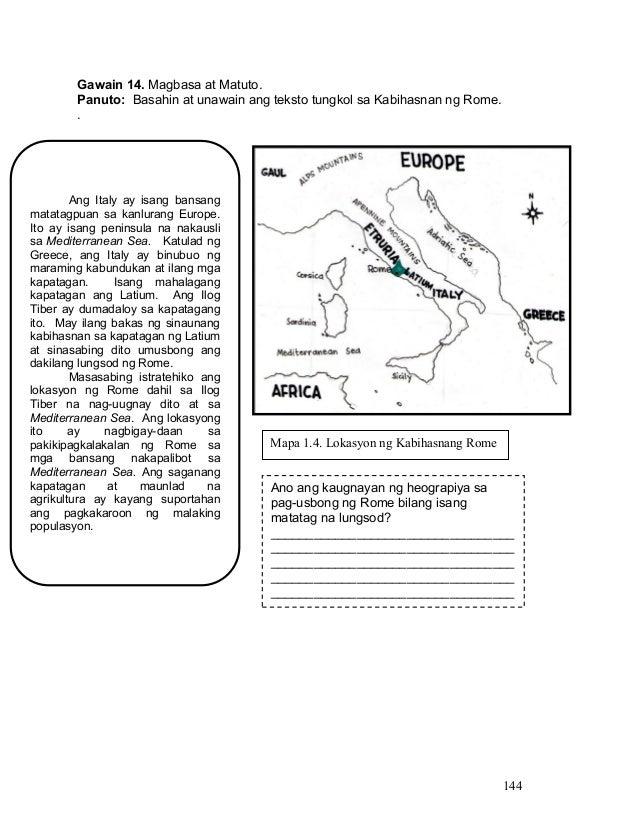 Kasaysayan ng daigdig ap 9 module second quarter 35 fandeluxe Image collections