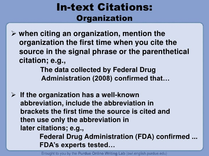 Apa citation guide 29 ccuart Image collections