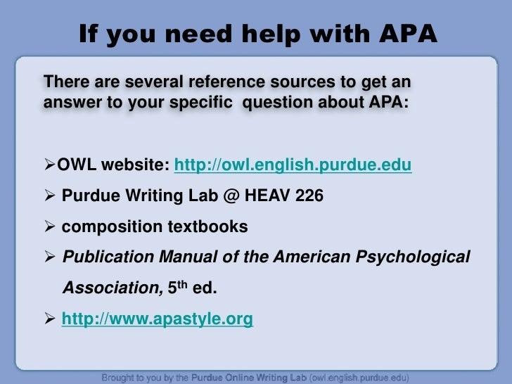 citing a textbook in apa format