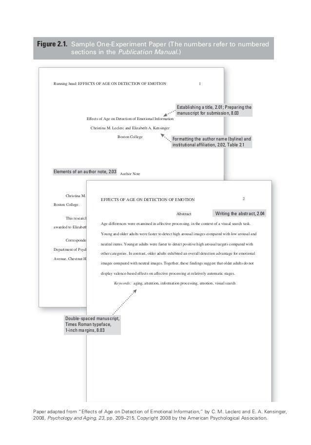 Research paper help apa