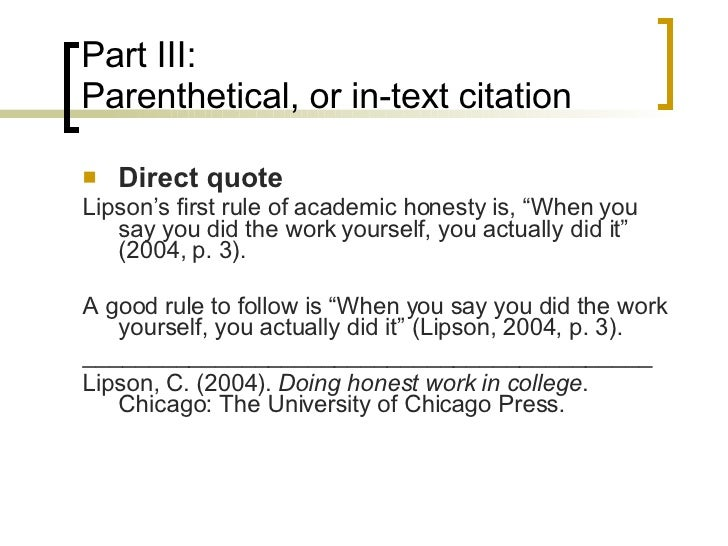 Chicago Style In Text Citation Without Author لم يسبق له مثيل