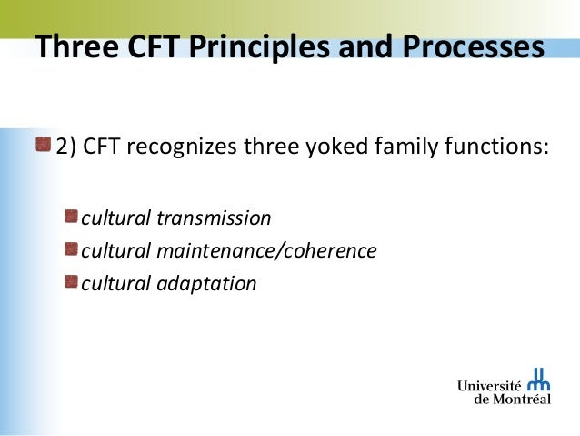 culturally adapted family treatment paper Culturally adapted evidence‐based interventions: issues to consider the following paper introduces the issue of cultural adaptations to evidence based treatments (interventions and practices), some issues (fidelity, erosion of effectiveness), challenges in the design of the adaptations, as well as briefly discussing the processes and frameworks in the extant literature that have been used .