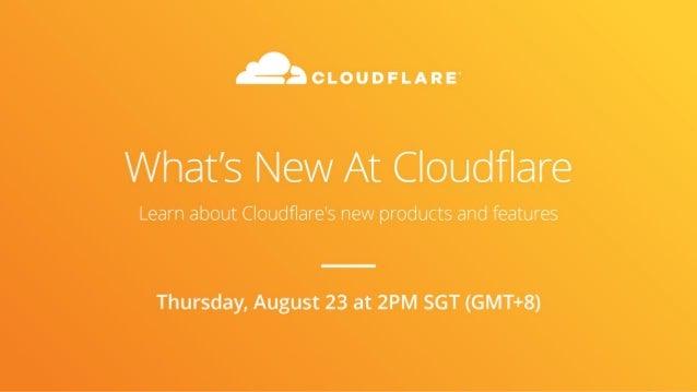 Speaker Anand Guruprasad Solutions Engineer Cloudflare