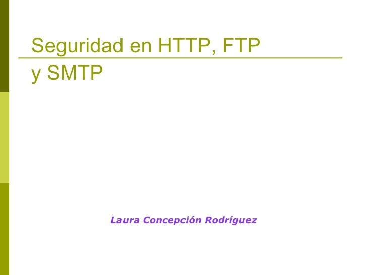 Apache.http ftp-smtp