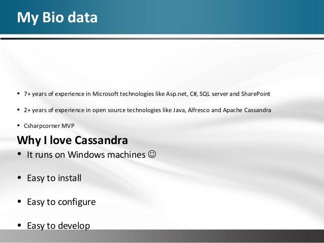Apache cassandra Slide 2