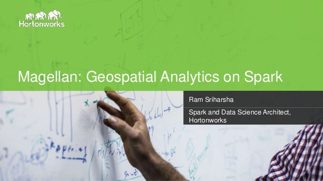Page1 Magellan: Geospatial Analytics on Spark Ram Sriharsha Spark and Data Science Architect, Hortonworks