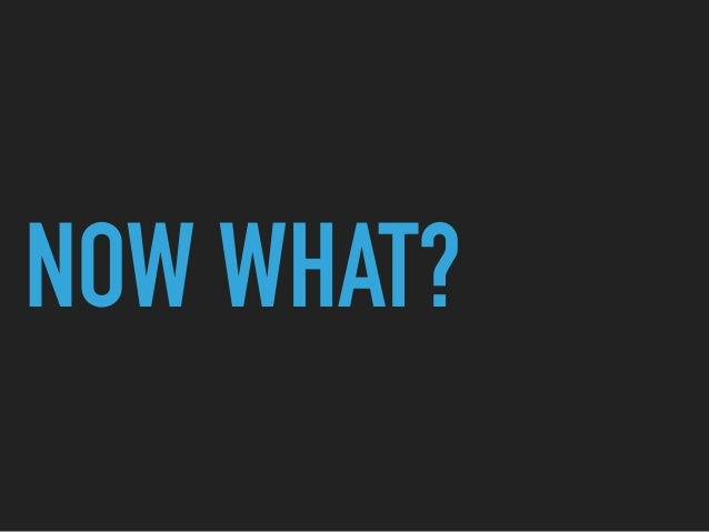 • Focus on what works • Ask lots of questions • Don't claim to be the user • Let designers explain their decisions • Empow...