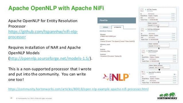 Apache deep learning 101