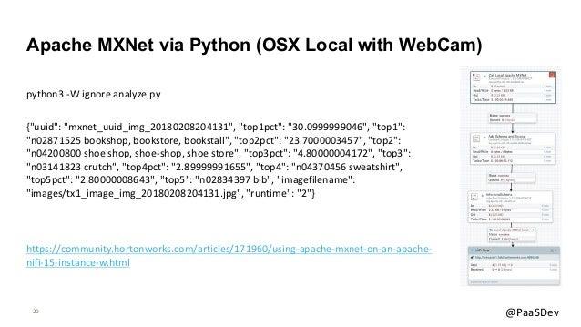 "20 @PaaSDev python3 -W ignore analyze.py {""uuid"": ""mxnet_uuid_img_20180208204131"", ""top1pct"": ""30.0999999046"", ""top1"": ""n0..."
