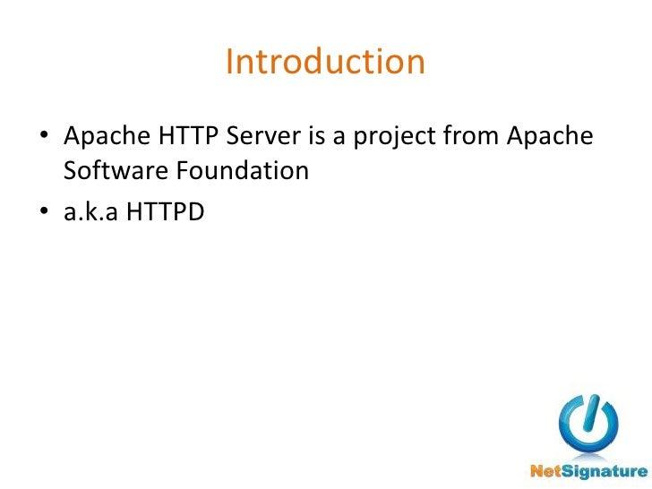 Apache httpd 2.2.15