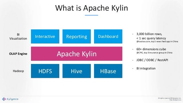 Apache kylin 2.0: from classic olap to real-time data warehouse Slide 2