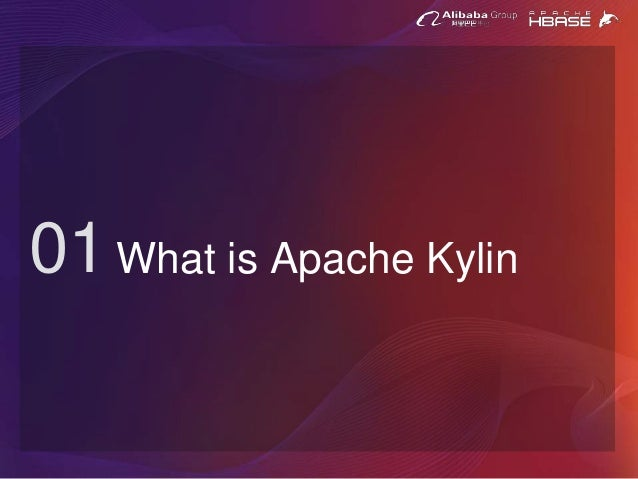 What is Apache Kylin01