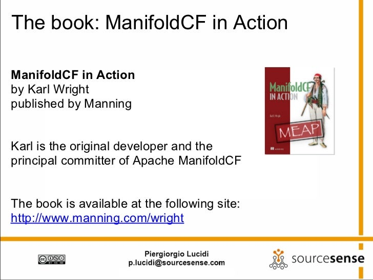 manifoldcf in action