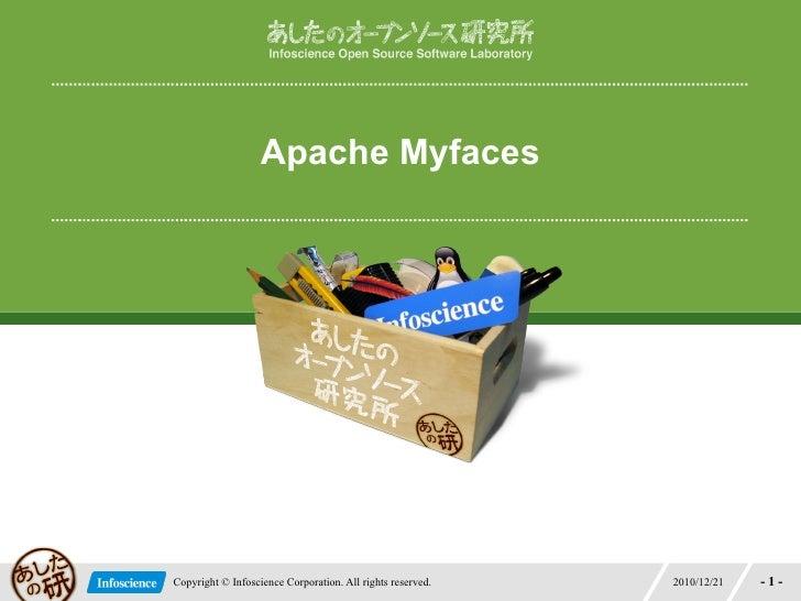 Apache Myfaces