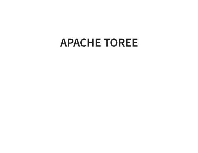 Language In 45 And 47 Stella Street: Apache Toree