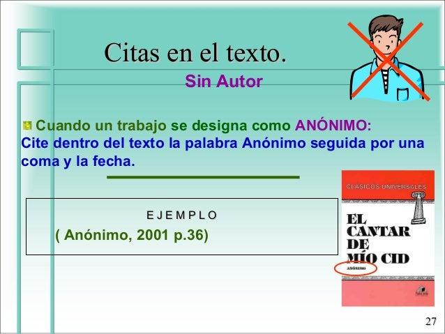 8625e385ac276 Cita Textual Sin Autor Apa - cita servicio cantabro de salud