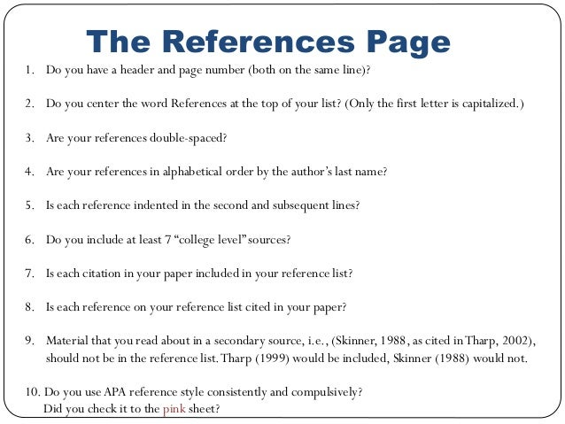 how to write a reference page apa How to cite wikipedia use the word retrieved and then write the date in apa style how do i apa cite an image from a wiki page.