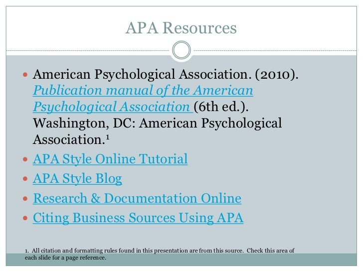 apa date format Apa style of formatting is based on indicating the author's last name and publication date of any resource you cite in your paper these indicators appear in both reference lists and in-text citation.