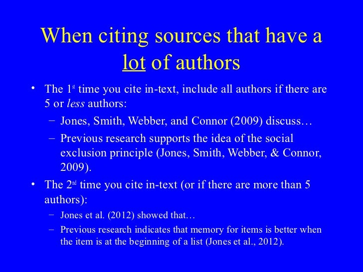 term paper citing sources Citing internet sources based on the publication manual of the american psychological association (2001) the sources from which you borrow words or information when you write speeches or papers need to be properly acknowledged, regardless of the nature of the original source.
