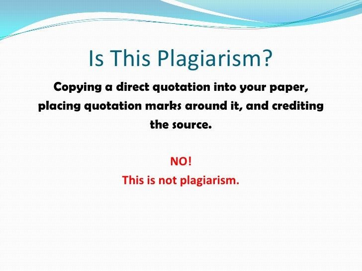 Apa paraphrasing and quoting