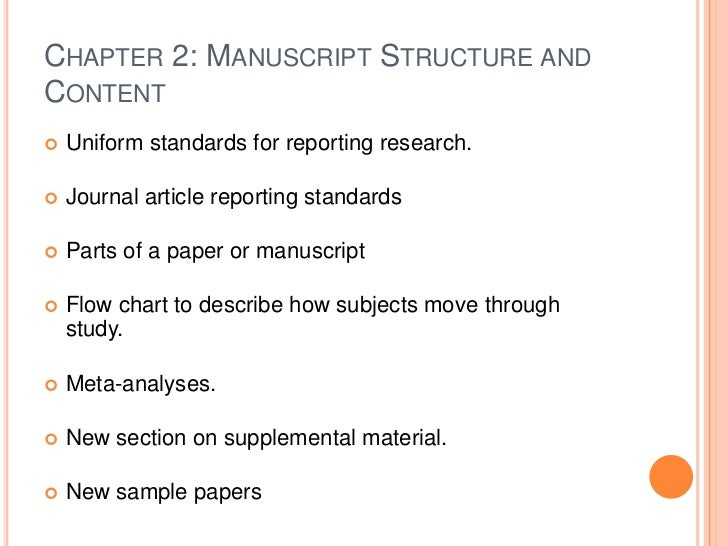 parts of chapter 2 of research paper A slightly shortened version of this paper has been published as  2 research  issues (sections 23 and 24 might be allotted a chapter to.