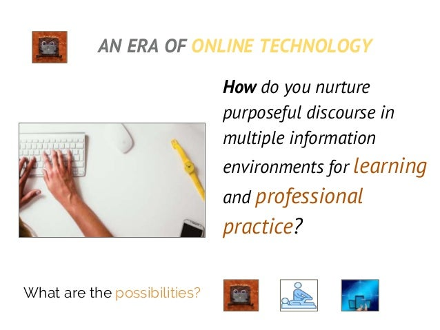 Where can we follow you? Begin with your [digital] self AN ERA OF ONLINE TECHNOLOGY