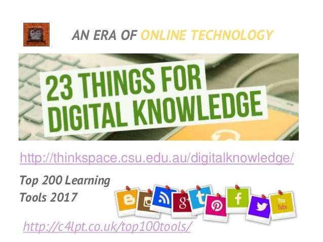 AN ERA OF ONLINE TECHNOLOGY OneNote - organisation • Cloud based tool you can access from anywhere • Work online or offlin...