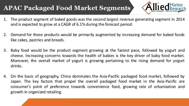 packaged food industry five forces Dublin-based research and markets unveils a new report on revenues for the global packaged food market, segmenting it into product types and geography.
