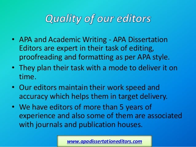 What is APA style?