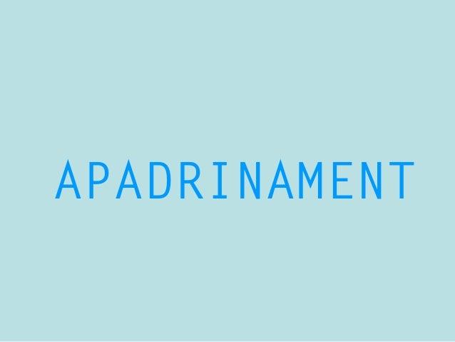 APADRINAMENT
