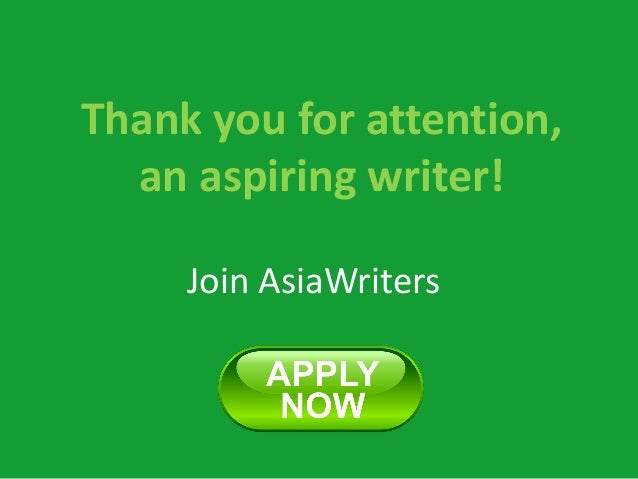 asiawriters com sign up