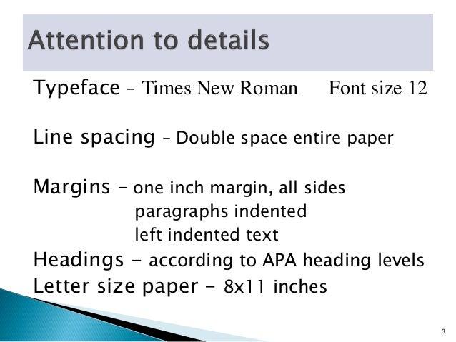 Apa introduction jan 24, 2013 b ed