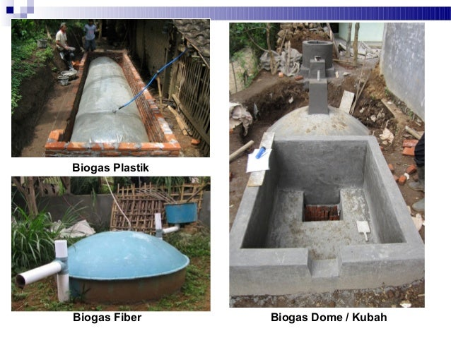 Apa itu biogas