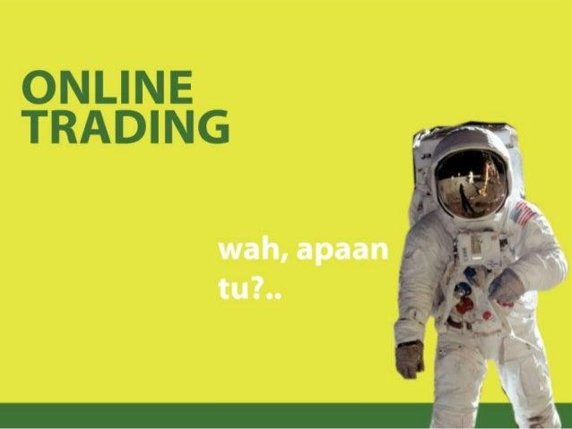 Apa itu forex trading online