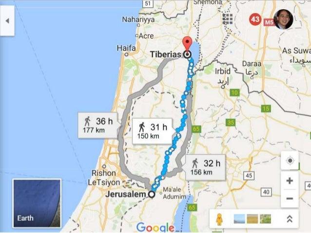 Hal penting dari lokasi ini (Tiberias): Itu adalah tempat Yesus berjumpa dengan Petrus 3 tahun sebelumnya. Mat 4:18-19; Mr...