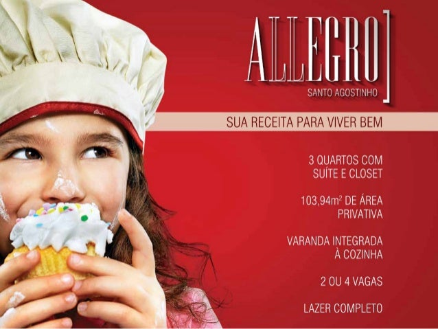 Empreendimento Allegro - Santo Agostinho