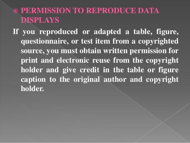 Apa 5th edition format