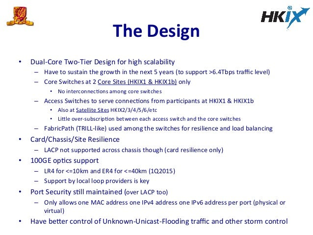 The  Design   • Dual-‐Core  Two-‐Tier  Design  for  high  scalability   – Have  to  sustain  the...