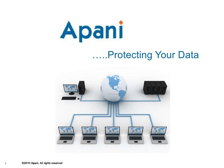 … ..Protecting Your Data