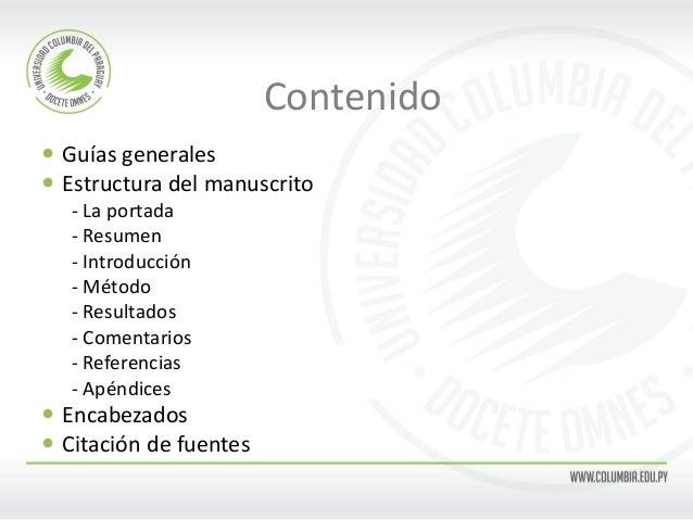 Apa normativas Slide 2
