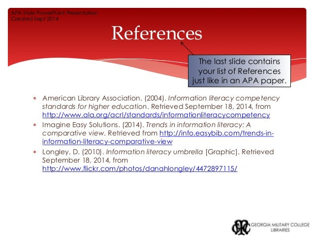 apa citation format dissertations