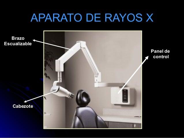 APARATO RAYOS X