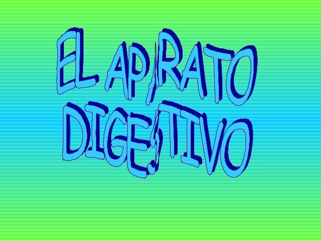 1-¿Qué forma el Aparato Digestivo?                     Esta formado por:                     -Glándulas Salivales.        ...