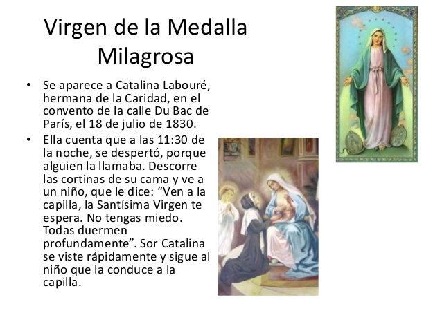 Apariciones Santisima Virgen I A B C