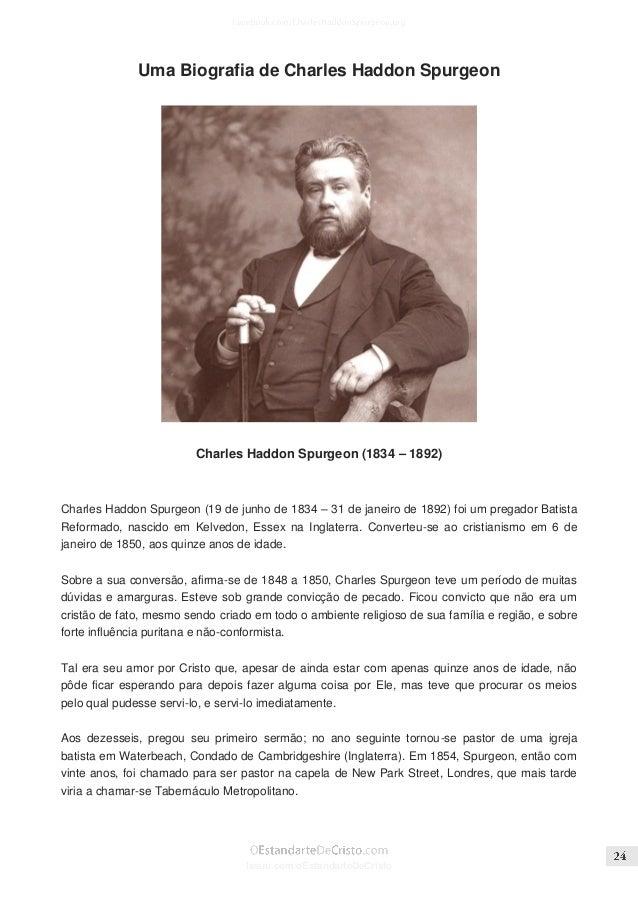 Issuu.com/oEstandarteDeCristo  Desde o início do ministério, seu talento para a exposição dos textos bíblicos foi consider...