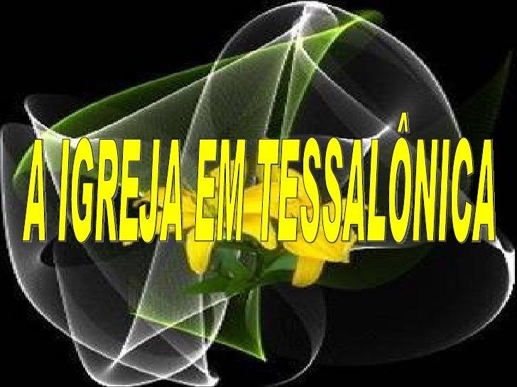 A SEGUNDAVINDA DE CRISTOA PAROUSIA DE CRISTO
