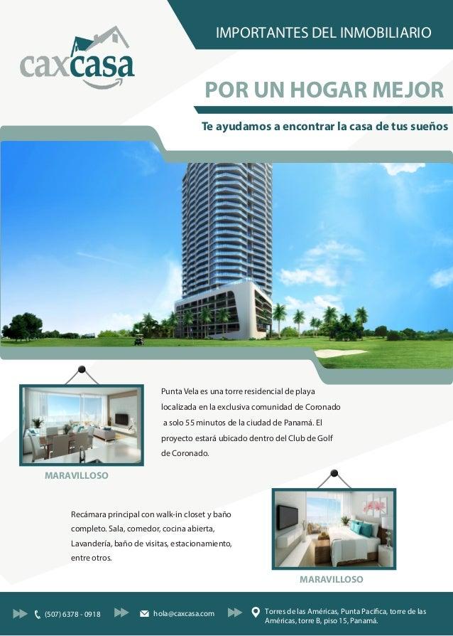 (507) 6378 - 0918 hola@caxcasa.com Torres de las Américas, Punta Pacifica, torre de las Américas, torre B, piso 15, Panamá...
