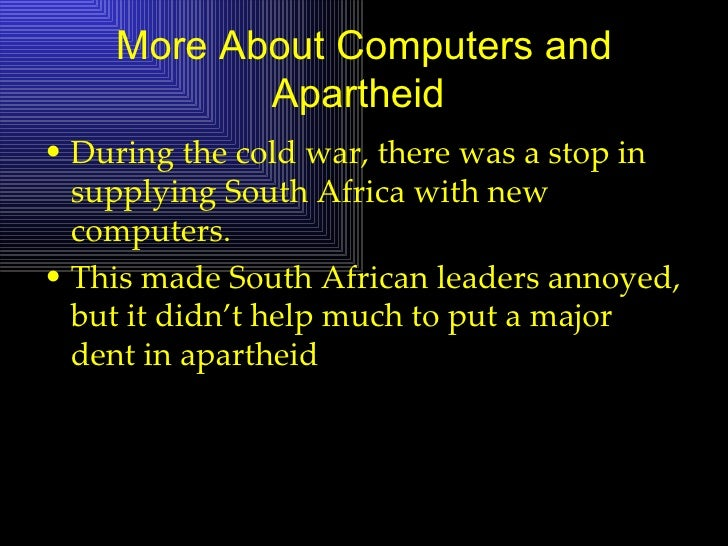 Apartheid in South Africa: How it Happened and Everything ... |South African Leaders During Apartheid