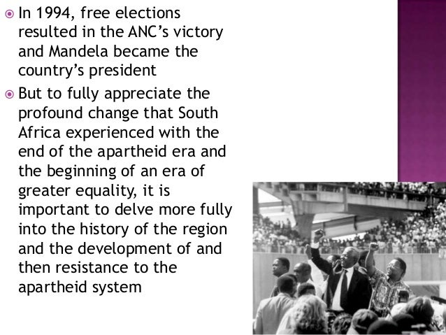 """an introduction to the history of apartheid History review's special issue on 'the global anti-apartheid  comment in  their introduction, """"in seeking contributions to this issue, we made."""